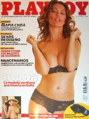 Playboy Spain - July 2006