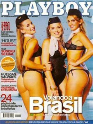 Playboy Spain - October 2006