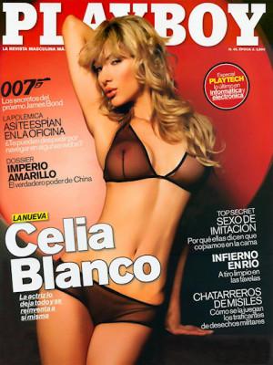 Playboy Spain - Nov 2006