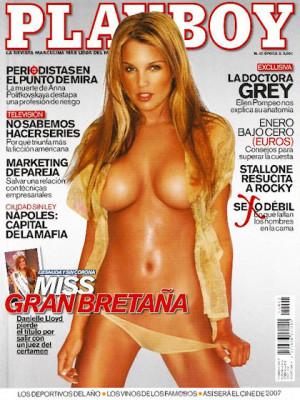 Playboy Spain - January 2007