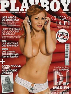 Playboy Spain - April 2007
