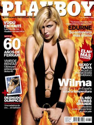 Playboy Spain - August 2007