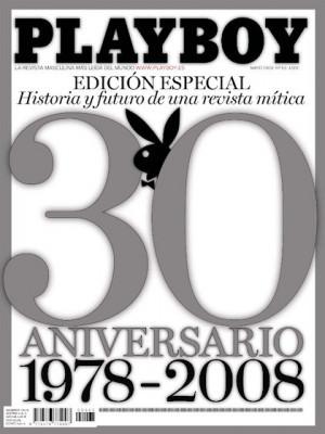 Playboy Spain - May 2008