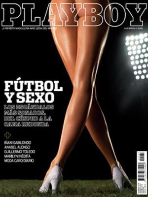 Playboy Spain - Sep 2008
