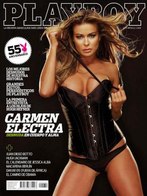 Playboy Spain - January 2009