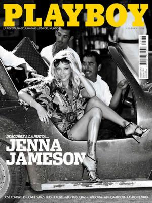 Playboy Spain - March 2009
