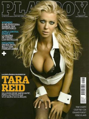 Playboy Spain - March 2010