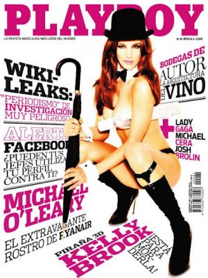 Playboy Spain - October 2010