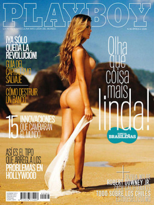 Playboy Spain - January 2011
