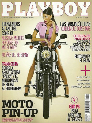 Playboy Spain - March 2011