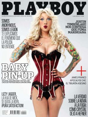 Playboy Spain - August 2011