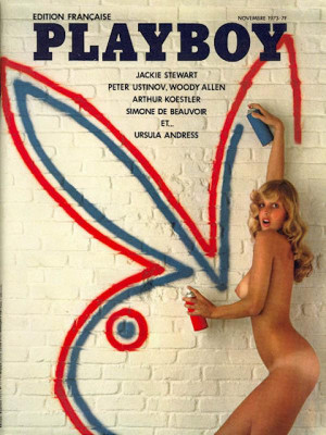 Playboy Francais - Nov 1973