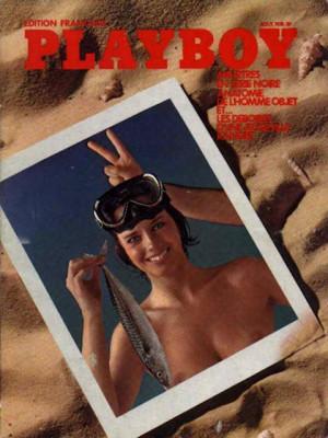 Playboy Francais - August 1974