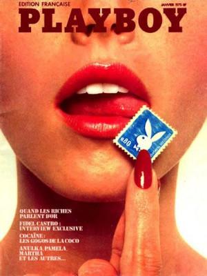 Playboy Francais - Jan 1975