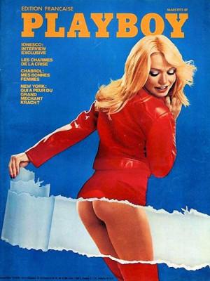 Playboy Francais - March 1975