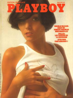 Playboy Francais - Mai 1975