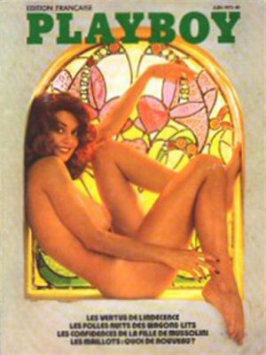 Playboy Francais - June 1975