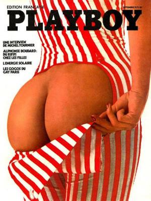 Playboy Francais - Sep 1975