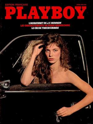 Playboy Francais - April 1976