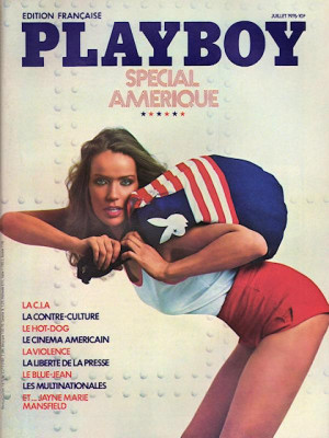 Playboy Francais - July 1976