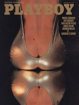 Playboy Francais - Jan 1977