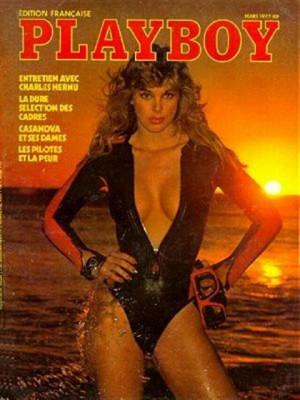 Playboy Francais - March 1977