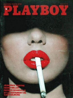 Playboy Francais - April 1977