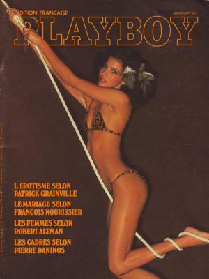 Playboy Francais - August 1977