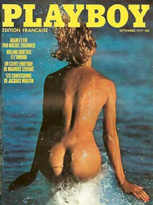 Playboy Francais - Sep 1977