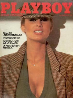 Playboy Francais - Oct 1977