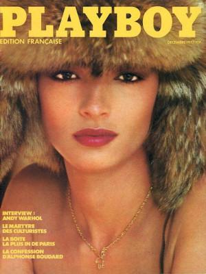 Playboy Francais - Dec 1977