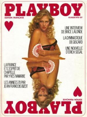 Playboy Francais - Feb 1978