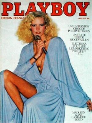 Playboy Francais - April 1978
