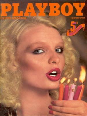 Playboy Francais - Nov 1978