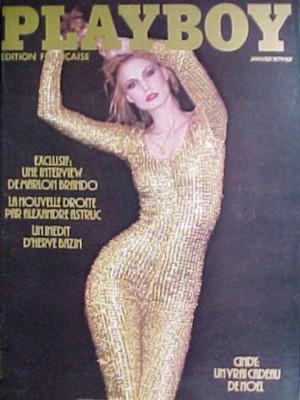 Playboy Francais - Jan 1979