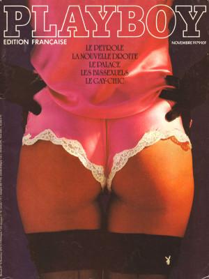 Playboy Francais - Nov 1979