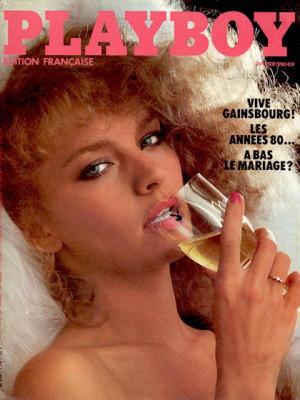 Playboy Francais - Jan 1980