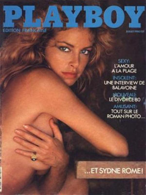 Playboy Francais - July 1980