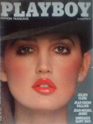 Playboy Francais - Oct 1980