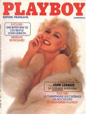 Playboy Francais - Jan 1981