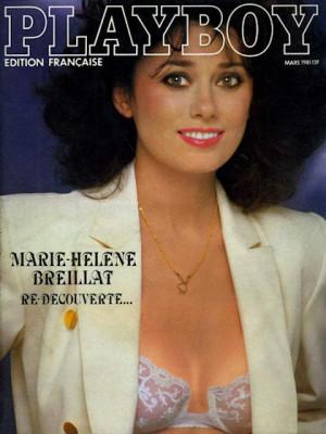Playboy Francais - March 1981