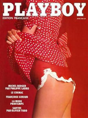 Playboy Francais - April 1981