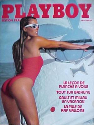 Playboy Francais - July 1981