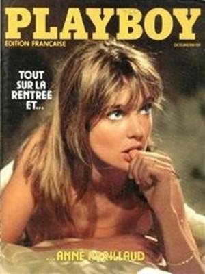 Playboy Francais - Oct 1981