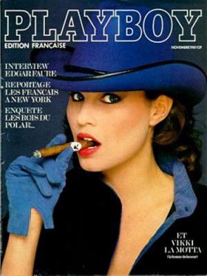 Playboy Francais - Nov 1981