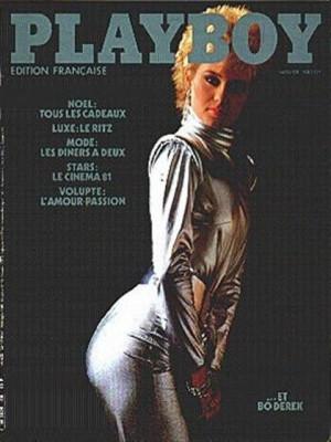 Playboy Francais - Jan 1982