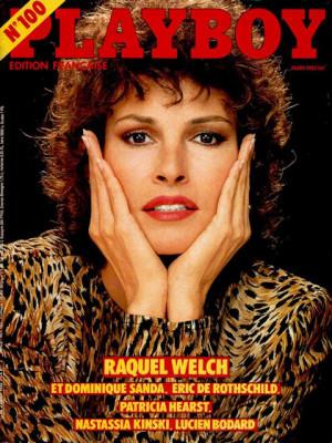 Playboy Francais - March 1982