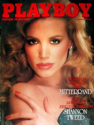 Playboy Francais - Jan 1983
