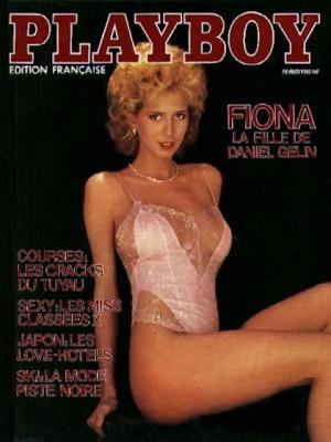 Playboy Francais - Feb 1983