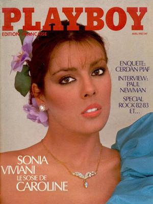 Playboy Francais - April 1983